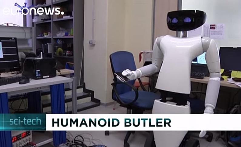 robot batler