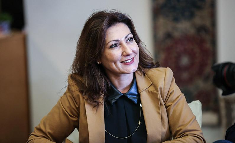 Η Joumana Bechara νόμιμη εκπρόσωπος στην Ελλάδα, της εταιρίας Al Rayyan project Management κρατικών συμφερόντων του Κατάρ.