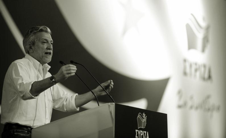 Ο Βουλευτής Ζακύνθου και υφυπουργός Αθλητισμού Σταύρος Κοντονής. photo - EUROKINISSI