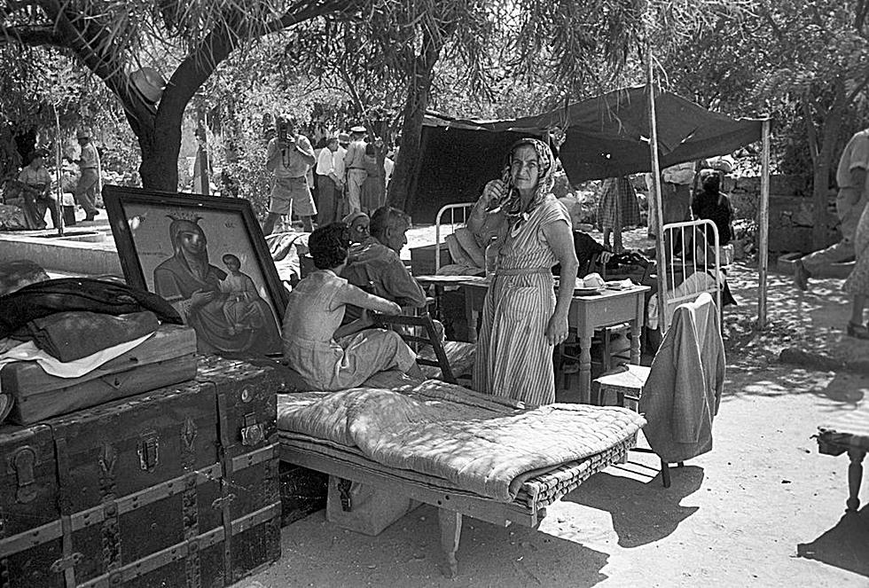 seismoi 1953 4 - 8 σπάνιες φωτογραφίες από τον σεισμό της 12ης Αυγούστου 1953 στη Ζάκυνθο