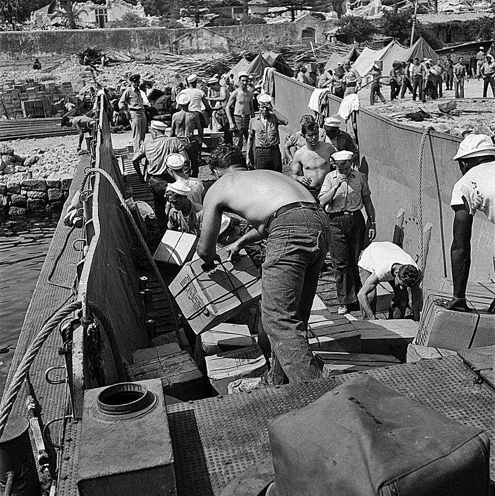 seismoi 1953 6 - 8 σπάνιες φωτογραφίες από τον σεισμό της 12ης Αυγούστου 1953 στη Ζάκυνθο