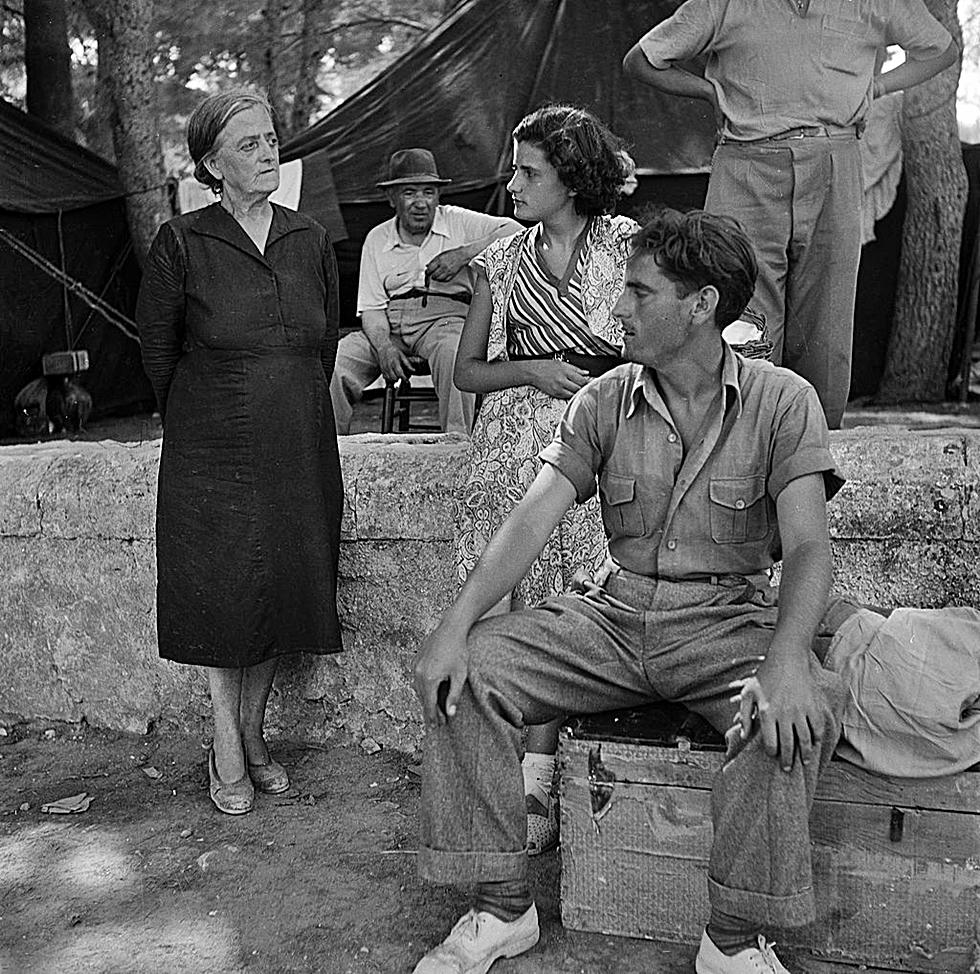 seismoi 1953 7 - 8 σπάνιες φωτογραφίες από τον σεισμό της 12ης Αυγούστου 1953 στη Ζάκυνθο